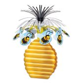 12 Units of Bumblebee Centerpiece - Party Center Pieces