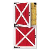 12 Units of Barn Door Cover indoor & outdoor use - Photo Prop Accessories & Door Cover