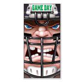 12 Units of Football Door Cover indoor & outdoor use - Photo Prop Accessories & Door Cover