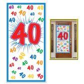 12 Units of  40  Door Cover indoor & outdoor use - Photo Prop Accessories & Door Cover