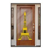 12 Units of Eiffel Tower Door Cover indoor & outdoor use - Photo Prop Accessories & Door Cover