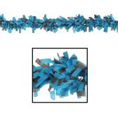 24 Units of Tissue Festooning turquoise & brown - Streamers & Confetti