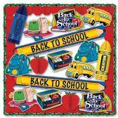 School Days Decorating Kit - 20 Pcs