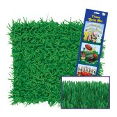 36 Units of Tissue Grass Mat green