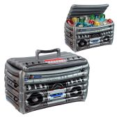 6 Units of Inflatable Boom Box Cooler holds apprx 48 12-Oz cans