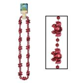 12 Units of Crab Beads - Party Necklaces/Bracelets/Headpiece