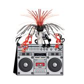 12 Units of Boom Box Centerpiece - Party Center Pieces