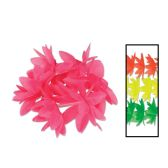 12 Units of S 'N P Neon Lotus Wristlets/Anklets asstd colors - Party Necklaces & Bracelets