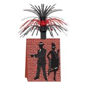 12 Units of Gangster Centerpiece - Party Center Pieces