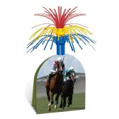 12 Units of Horse Racing Centerpiece - Party Center Pieces