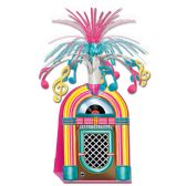 12 Units of Jukebox Centerpiece - Party Center Pieces