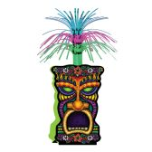 12 Units of Tiki Centerpiece - Party Center Pieces