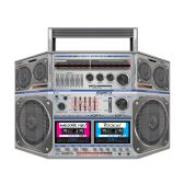 6 Units of Boom Box Stand-Up