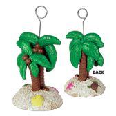 6 Units of Palm Tree Photo/Balloon Holder - Balloons & Balloon Holder