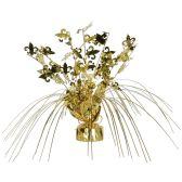 12 Units of Fleur De Lis Gleam 'N Spray Centerpiece - Party Center Pieces