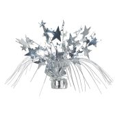 12 Units of Star Gleam 'N Spray Centerpiece silver - Party CenterPieces