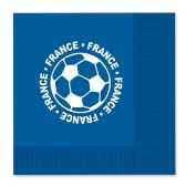 12 Units of Luncheon Napkins - France (2-Ply)
