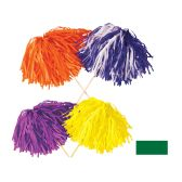 144 Units of FR Tissue Shaker - 480 Strand green; order in solid, 2- or 3-color combination - Party Novelties