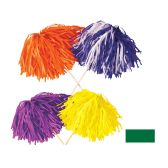 144 Units of FR Tissue Shaker - 320 Strand green; order in solid or 2-color combination - Party Novelties