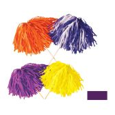 144 Units of FR Tissue Shaker - 480 Strand purple; order in solid, 2- or 3-color combination - Party Novelties
