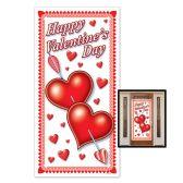 12 Units of Happy Valentine's Day Door Cover indoor & outdoor use