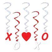 6 Units of Valentine Whirls