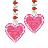 12 Units of Valentine Danglers