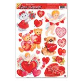 12 Units of Valentine Clings