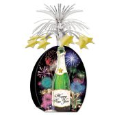 12 Units of Happy New Year Centerpiece - Party Center Pieces