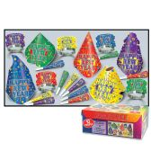 Jamboree Asst for 10 NO RETAIL PRICE ON CARTON - Party Accessory Sets