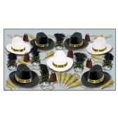 Western Nights Asst for 50 - Party Accessory Sets