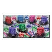 Mirage Asst for 50 asstd colors - Party Accessory Sets