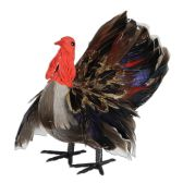 6 Units of Feather Turkey - Party Novelties