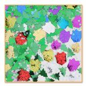 6 Units of Christmas Day Confetti multi-color