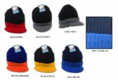 36 Units of Men's/Boy's Knit Premium Hats - Two-Tone