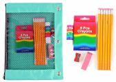 12 Units of Basic Elementary School Supply Kits