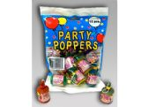 72 Units of Party Poppers