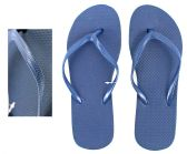 96 Units of Women's Flip Flops - Navy