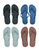 96 Units of Men's Flip Flops - Solid Colors