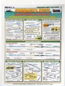 84 Units of Tightline Publications KNOT TYING CHART #4 - Fishing - Fishing Accessories