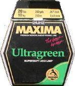 7 Units of Maxima ONE SHOT GREEN 20LB 250YD      - Fishing - Fishing Accessories