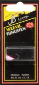 57 Units of Jb Lures Inc. TUNGSTEN WEEVIL #10 PINK GLOW - Fishing - Ice