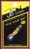 57 Units of Jb Lures Inc. BIG BAD BO 1/16 SUNFISH - Fishing - Ice