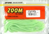 27 Units of Zoom TRICK WORM 20PK LIMECHARTREUSE - Fishing - Lures
