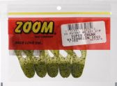 54 Units of Zoom SUPER CHUNK WATERMELLON SEED - Fishing - Lures
