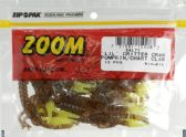 38 Units of Zoom LIL CRITTR CRAW-PUM/CH CLW12PK - Fishing - Lures