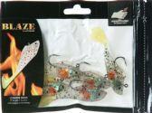 "42 Units of Blaze 3"" RIGGED SHAD 5PK SP/CHT      - Fishing - Lures"