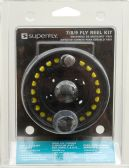 2 Units of Superfly SPRFLY FLY REEL KIT 789 W/LINE - Fishing - Reels
