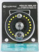 3 Units of Superfly SPRFLY FLY REEL KIT 456 W/LINE - Fishing - Reels