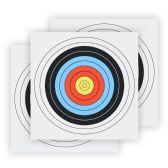 66 Units of Mossy Oak 10 Ring Archery Target 3pk - Hunting - Archery